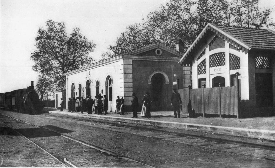 Estació (cerca 1920)