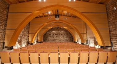 Celler Major, convertit en auditori
