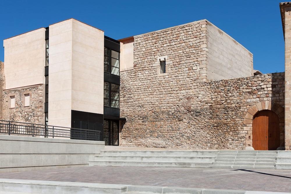 Façana del Castell