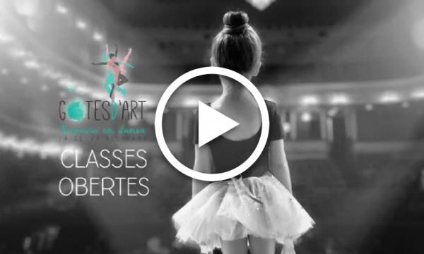 Classes obertes de dansa de Gotes d'Art