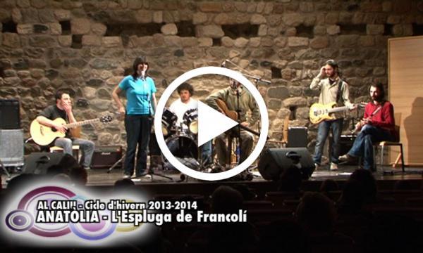 Concert AL CALIU - Anatòlia