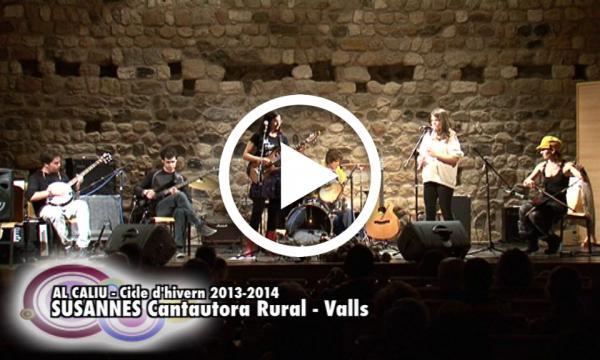 Concert AL CALIU - Susannes