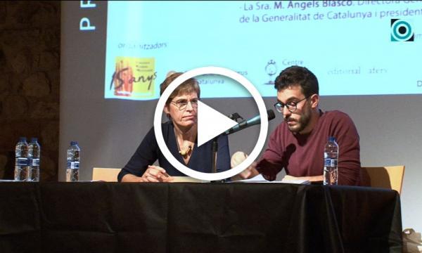 """L'historiador selvatà Guillem Puig presenta """"La taula del mirall"""" al Castell"""