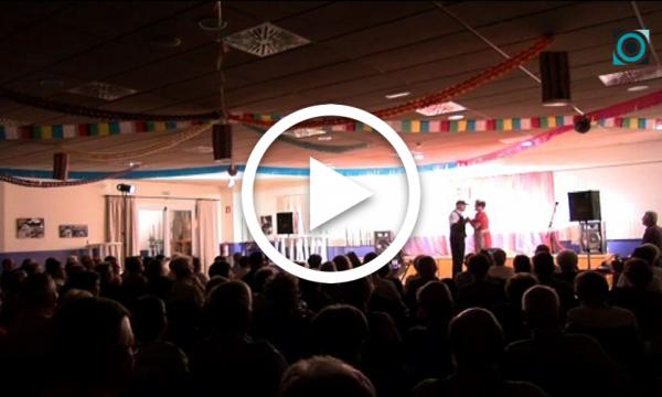Concert solidari de la Coral del Casal d'Avis per la festivitat de la Mare de Déu del Pilar