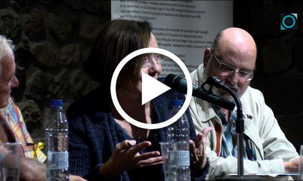 """Montserrat Tura presenta """"República pagesa"""", una radiografia al voltant del desconegut món rabassaire"""