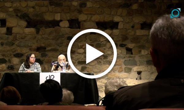 Arcadi Oliveres presenta l'Agenda Llatinoamericana de 2019, que fa una mirada introspectiva a la consciència