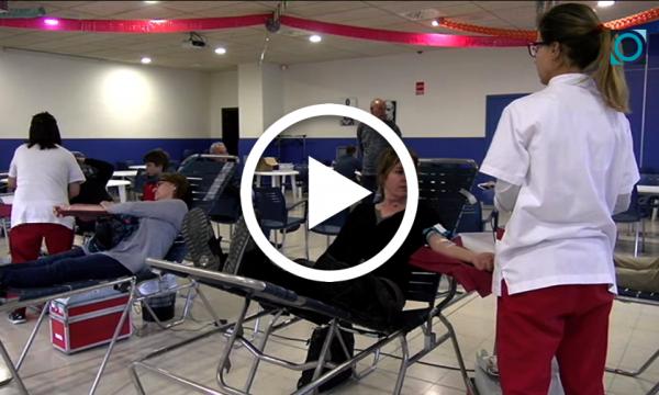Èxit de participació en la darrera donació de sang a la Selva, que ha superat totes les previsions
