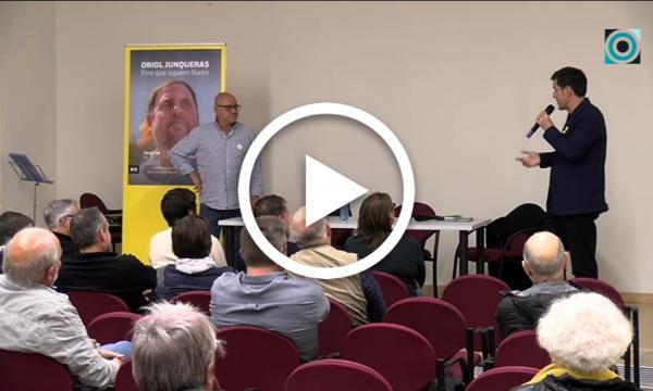 Sergi Sol, mà dreta d'Oriol Junqueras, relata com l'exvicepresident va viure els moments clau del Procés