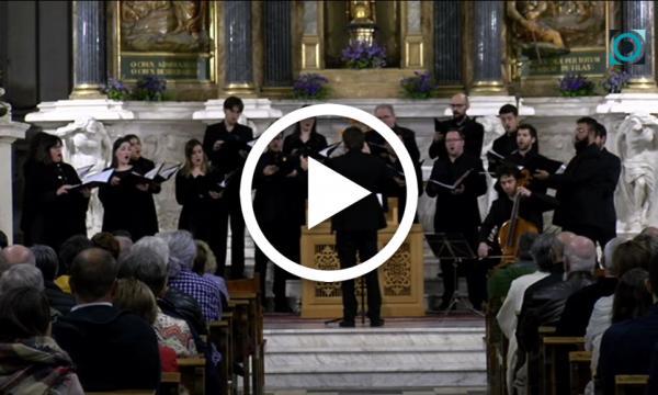 Joan Magrané i Ensemble O Vos Omnes connecten el llegat de Schütz amb la música contemporània