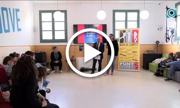 L'Àrea de Joventut fa l'entrega dels premis pel 3r Concurs d'Instagram de Sant Jordi