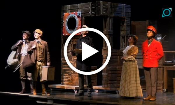 """La Defensa Agrària acull """"Tom Sawyer, detectiu"""", un musical que s'aproxima a l'univers de Mark Twain"""