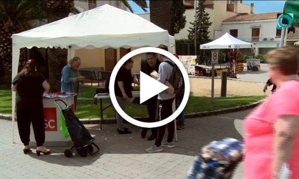 El PSC acosta el seu projecte de poble a la ciutadania