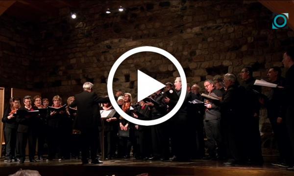La Schola Cantorum i la Coral Xaragall uneixen esforços amb un concert que viatja per la música coral popular