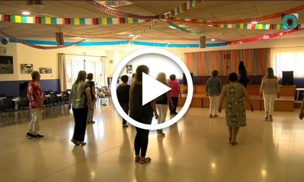 El ball en línia del Casal d'Avis s'acomiada fins el pròxim mes de setembre