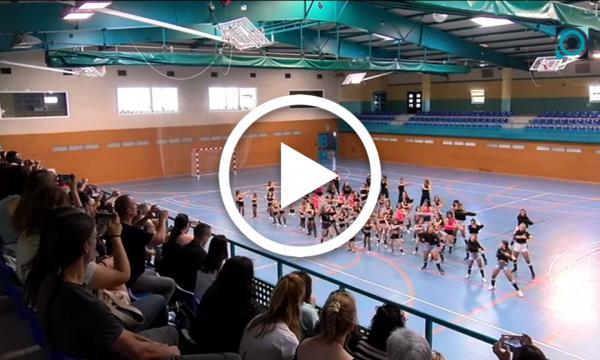 El Pavelló Municipal d'Esports finalitza les seves activitats dirigides amb l'arribada de l'estiu