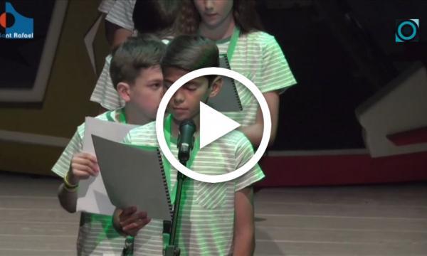 Pau Puig finalista en el XV Certamen de Lectura en Veu Alta