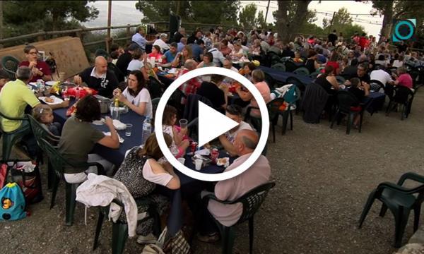 La missa, el concert de la Schola Cantorum i el sopar de germanor marquen la celebració de Sant Pere