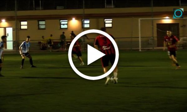 El camp de futbol de la Selva vibra amb el torneig estiuenc de futbol 7