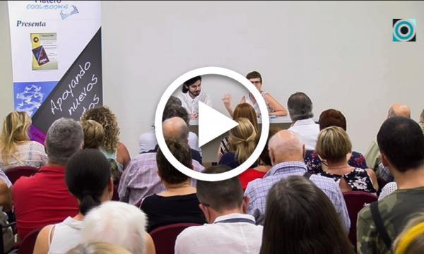 "Joan Navarrete presenta ""Historia de dos mundos"" en societat"