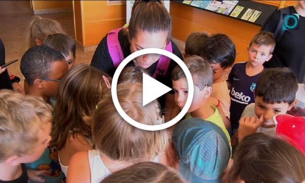 Els alumnes de P5 del Selvastiu realitzen el seu primer Escape Room