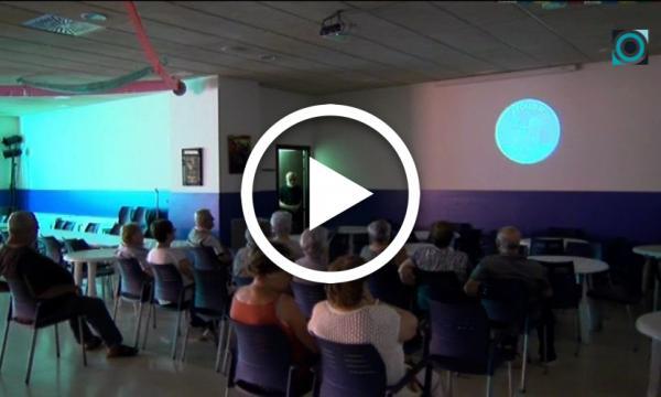 """Quim Masdeu recupera al Casal d'Avis """"Viatges cinematogràfics a la Lluna"""", una producció de Canal Camp"""