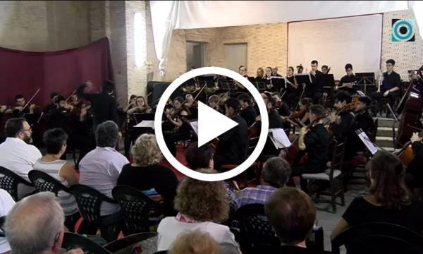 La JOIC reviu peces de Brahms i Beethoven en el seu concert estival a la Selva