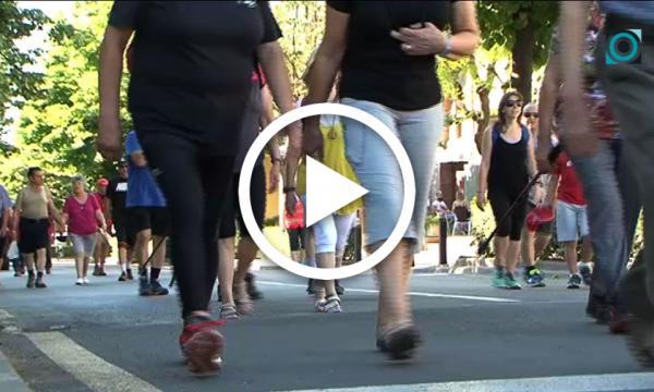 Tornen les caminades saludables el 16 de setembre amb la creació d'un grup avançat