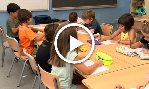 L'Abel Ferrater i el Sant Rafael engeguen la maquinària del nou curs escolar