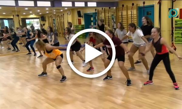 Hip-hop, taekwondo i natació, les activitats extraescolars pels infants al Pavelló