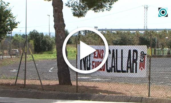 La llibertat d'expressió, el civisme i les pancartes o les pintades en la via pública enfronten la CUP i el govern municipal