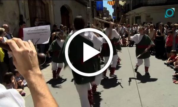 Les danses de la Polaina comencen assajos i fan una crida a les inscripcions