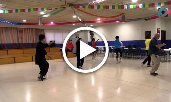 El taitxí, la novetat d'aquest nou curs d'activitats a l'Associació de jubilats i pensionistes