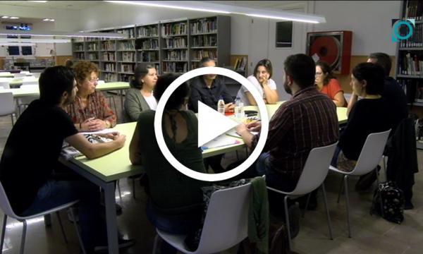 La Biblioteca i l'Escola de Lletres engeguen el primer curs de creació literària del municipi