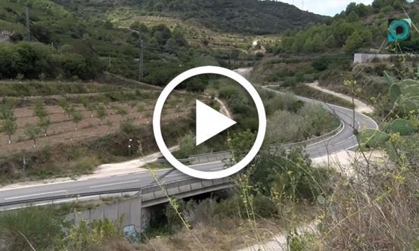 20 anys de la carretera que uneix la Selva amb Vilaplana