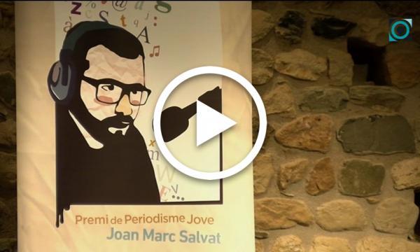 Últims dies per inscriure's a la 4a edició del Premi de Periodisme Jove Joan Marc Salvat