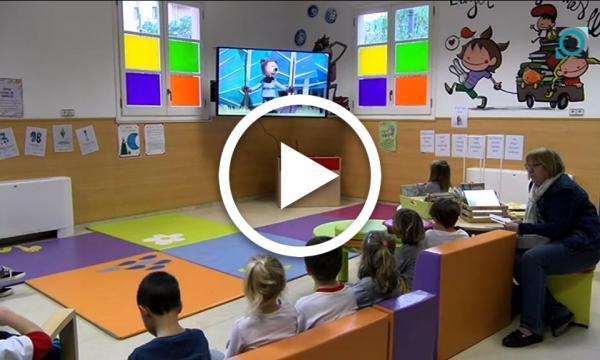 Comença el cicle del Mini Cinema a la Biblioteca infantil
