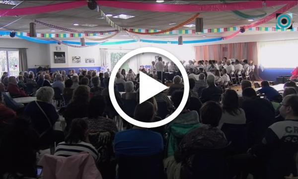 L'Associació de jubilats i pensionistes celebra la primera dècada de l'edifici del Casal d'Avis