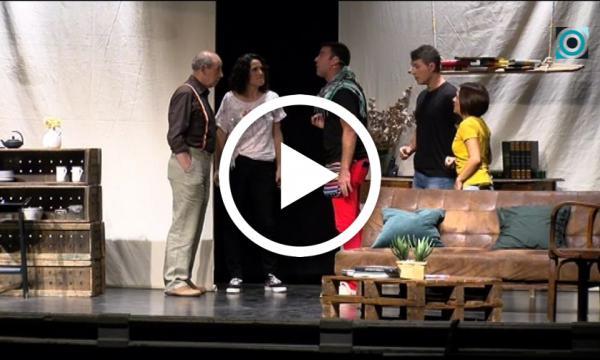 """Èxit de públic en la primera representació de """"Burundanga"""""""