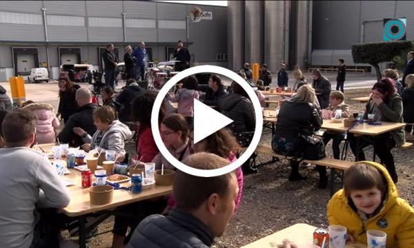 Berry Global celebra els 30 anys d'activitat de la planta ubicada al polígon industrial la Drecera