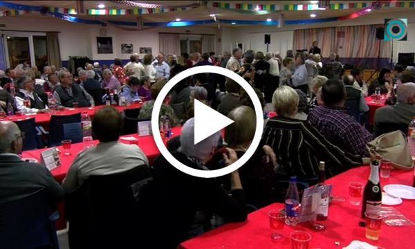 Més de 200 socis i sòcies del Casal d'Avis celebren la Castanyada
