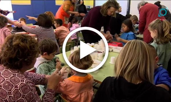 El col·legi Sant Rafael mostra l'aprenentatge per projectes a la llar i a infantil