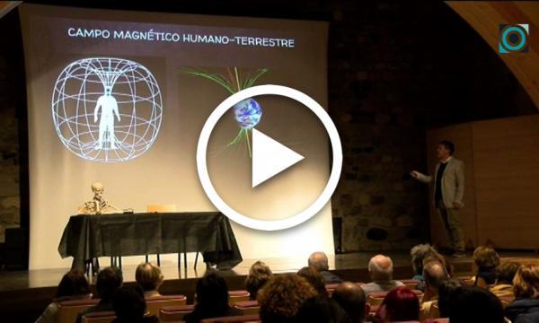 """El Castell acull la xerrada """"Perquè emmalaltim?"""", de l'osteòpata Francisco Marín, organitzada per Justícia i Pau i l'associació Agricultura Regenerativa"""