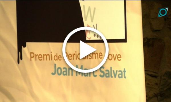 L'actor reusenc David Bagés i el cantant Joan Masdéu participaran en el lliurament dels 4ts Premis de Periodisme Jove Joan Marc Salvat