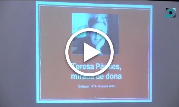 Homenatge a Teresa Pàmies en el centenari del seu naixement