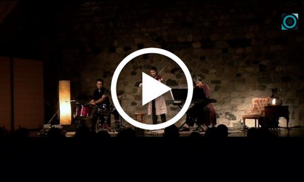 Crossover Trio explora diferents estils i gèneres musicals al Castell