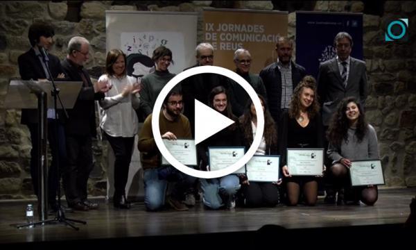 La 4a edició dels Premis de Periodisme Jove Joan Marc Salvat reafirma la gran pedrera de periodistes a la demarcació