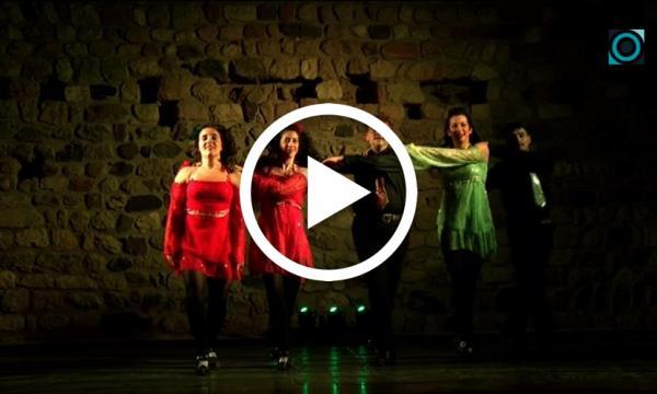 Tornen les danses irlandeses al Castell amb Celtic Flow Dancers