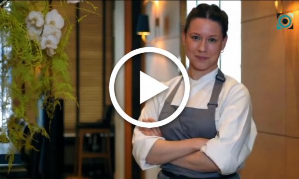 Raquel Masdeu, explorant el món de la cuina a Edimburg