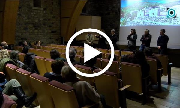 """L'accident químic del passat dimarts centra el debat al voltant del documental """"És a l'aire"""""""