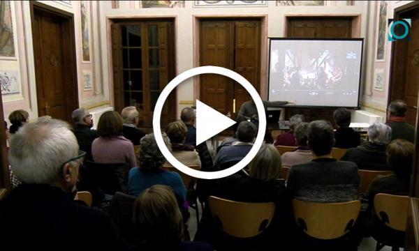 """Joan Magrané explora les entranyes de la seva nova òpera, """"Diàlegs de Tirant e Carmesina"""""""